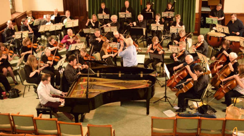 Rehearsing Shostakovich Piano Concerto No 2 with Nick Nowicki