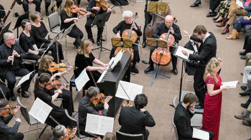 "Haydn ""The Creation"" - Conductor Edward Seymour, Soprano ??"